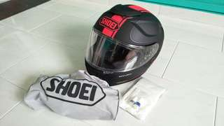 SHOEI GT-Air TC-1 (Red Black)