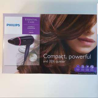 🚚 BNIB Philips Essential Care 1600W Hair Dryer