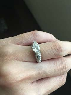 Ring Nice Filligree US size 4 (small)