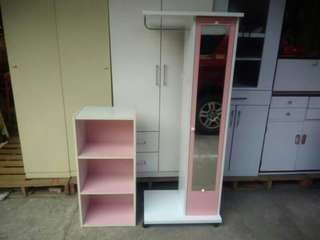 Slim Cabinet w/ Hanging Cabinet (P4800)