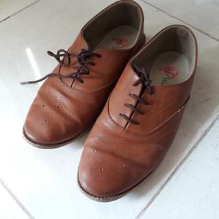 Oxford Shoe Wondershoe