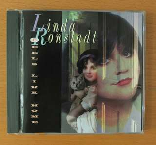 "CD: Linda Ronstadt ""Feels Like Home"""