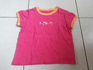 Preloved shirt of my baby