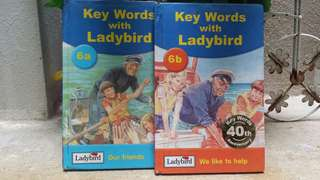 Peter and Jane by Ladybird Book 6A and 6B