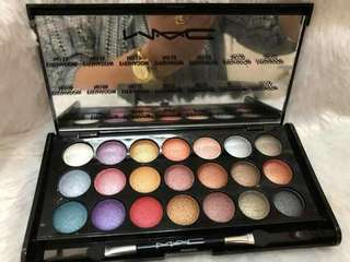 21 colors eye shadow