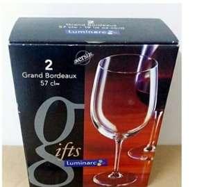 Luminarc 酒杯 (A pair)