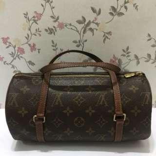LV Papilon bag