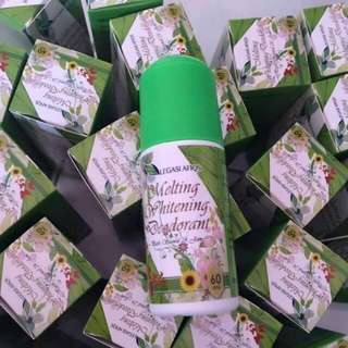3d deodorant whitening