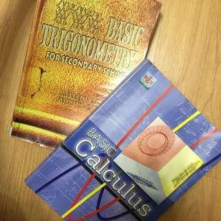 Basic Calculus & Basic Trigonometry