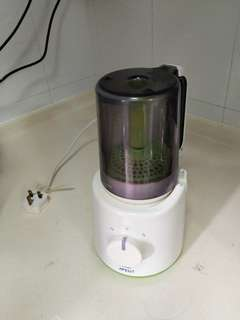 Philips avent blender and steamer