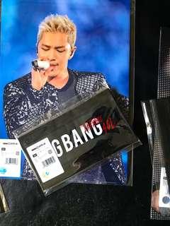BIGBANG -Taeyang 太陽 文件夾 加口罩set