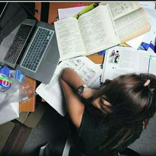 Jasa Pengetikan, Pembuatan Tugas2 Sekolah dan Kuliah, Skripsi
