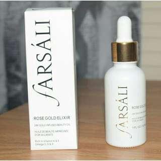 Fasrsali rose gold moisturizer