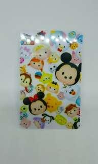 🚚 迪士尼tsumtsum悠遊卡貼紙