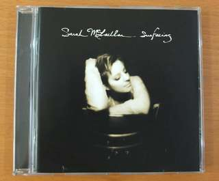 "CD: Sarah Mclachlan ""Surfacing"""