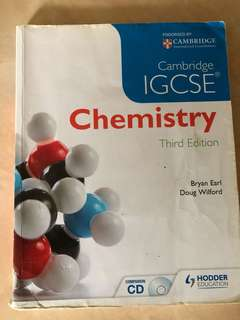 IGCSE Chemistry, Computer science , Computer Studies , Global Perspectives and English workbook