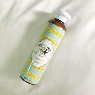 Made by David Dry Shampoo in Orange & Vanilla (120mL)