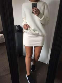 Country road jumper dress