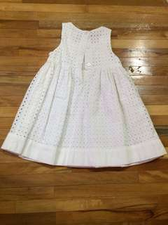 Janie and Jack Dress 12-18 Months