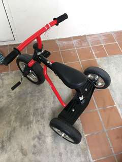 Kids tricycle 2-4years old for sale