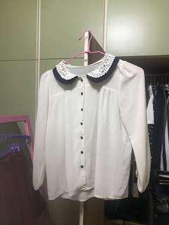 🚚 雪紡襯衫