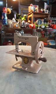 Antique Miniature Size Sewing Machine