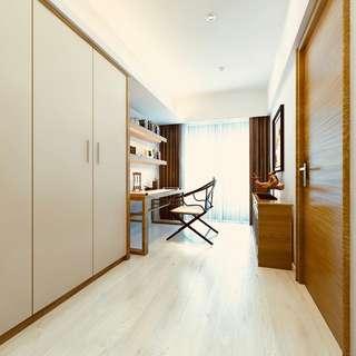 白腊木紋 Whitewash Ash 木紋膠地板 LVT Flooring