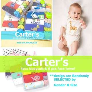 10in1 carters bodysuit