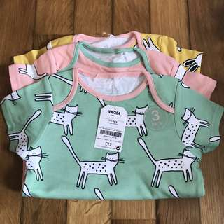BN Next rompers 18-24months