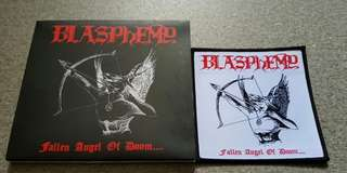 🚚 Blasphemy - Fallen Angel of Doom