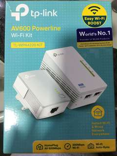 TP-Link AV 600 Powerline