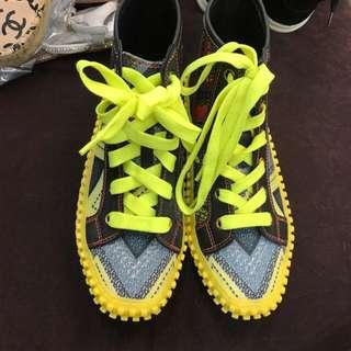 KENZ0 布鞋 36碼 全新正貨