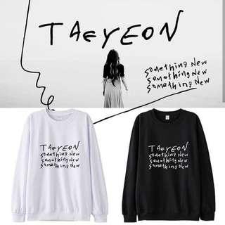 Preorder - Taeyeon Sweatshirt *S-3XL* exc.pos