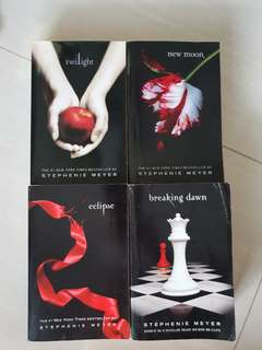 Twilight Books Series