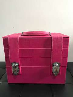 (Suesh) Personal Make-Up Box - 4 Layers