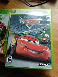 Cars for xbox