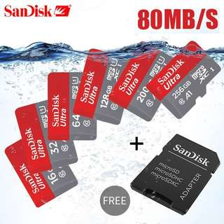 Micro SD Card Sandisk