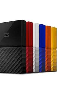 BN western digital external hard disk