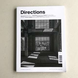 Directions Magazine by Design Hotels