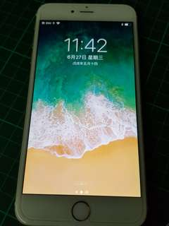 apple iphone 6 plus 6plus 6+ 64gb 金色
