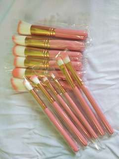 12-pc Professional Makeup Brush Set