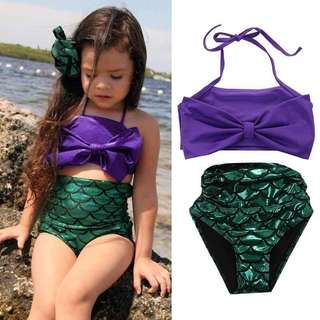 Mermaid Swimwear(2T-6T)