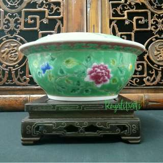 Assorted Colorful Nyonya's Tureen