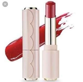 Étude house Dear My Enamel lipstick RD303
