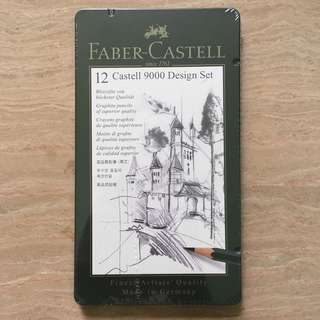 Faber Castell Pencil 9000 Art Set