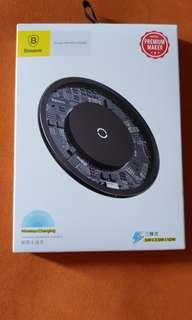 Wireless charging baseus fast charging