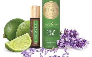 Young Living Stress Away roll-on essential oil