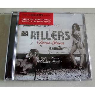 The Killers CD Sam's Town