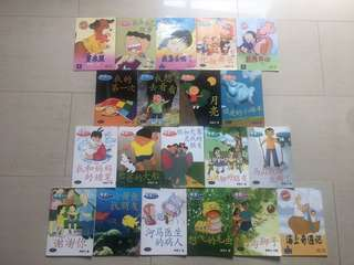20 Tip Top Chinese Readers 幼幼系列 童童系列