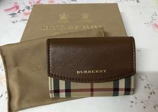 購自英國正版 Burberry 女裝細 Wallet